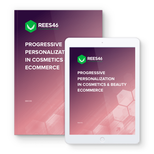 Progressive personalization in cosmetics and beauty ecommerce en