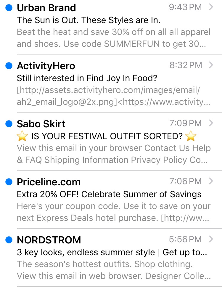 how to send an email without it going to spam